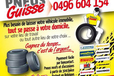 Pneus Guisse - Kit hiver et location de pneus hiver